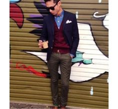Mens Hipster Fashion