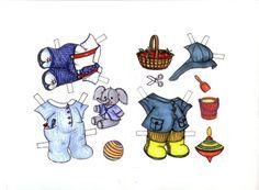 너무나 사랑스러운 코끼리 종이인형이예요^^ 코끼리에 요런 저런 옷입히기를 하면서 놀수도 있고 아이방 소...