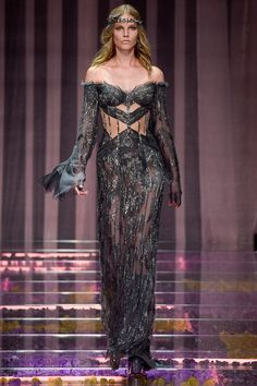 Atelier Versace Fall 2015 Couture – Collection