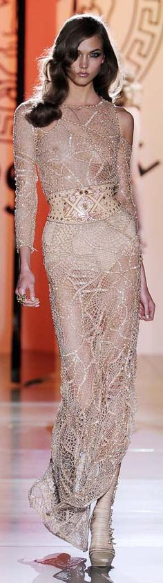 Tony Ward Spring Summer 2012 Ready to Wear | Abed Mahfouz Couture Spring Summer 2012-13 Collection