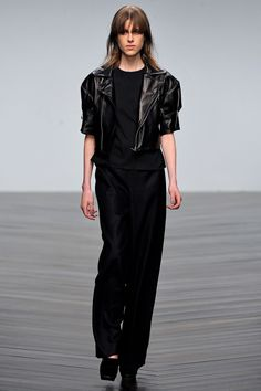 Emilio de la Morena Fall 2013 Ready-to-Wear Collection Slideshow on Style.com