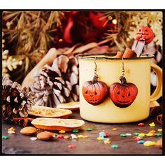 Halloween soon buy Halloween earrings :jack_o_lantern::jack_o_lantern::jack_o_lantern::jack_o_lantern::jack_o_lantern:☠️☠️☠️☠️☠️☠️☠️:jack_o_lantern::jack_o_lantern::jack_o_lantern::jack_o_lantern::jack_o_lantern::jack_o_la Halloween Earrings, Halloween Decorations, Unique, Instagram Posts, Handmade, Stuff To Buy, Food, Hand Made, Essen