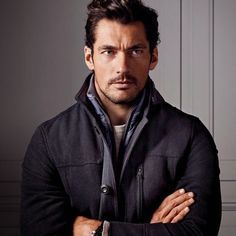David James Gandy: David Gandy for M&S F/W 2014 Campaign (Pictures Update)
