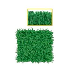 Green Tissue Grass Mats for soccer centerpieces Golf Centerpieces, Grass Centerpiece, Easter Centerpiece, Centerpiece Ideas, Sports Themed Centerpieces, Football Party Decorations, Golf Party Decorations, Birthday Centerpieces, Graduation Decorations