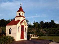 Elk Horn, Iowa: Morning Star Chapel