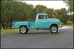 1956 GMC 100 NAPCO Pickup presented as lot T279 at Kissimmee, FL 2014 - image2