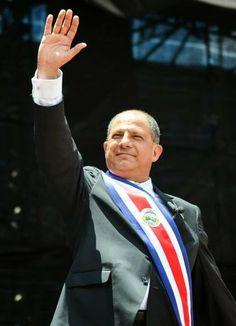 LA VOZ DEL PUEBLO - COSTA RICA: DISCURSO DE TRANSMISIÓN DEL MANDO PRESIDENCIAL  Lu...