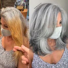 Hair Styles For Women Over 50, Medium Hair Styles, Curly Hair Styles, Medium Short Hair, Long Hair Older Women, Haircut For Older Women, Mom Hairstyles, Older Women Hairstyles, Hairstyles For Medium Length Hair