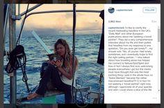 Kissa+seikkailee+maailman+merillä+omistajansa+kanssa+-+katso+kuvia