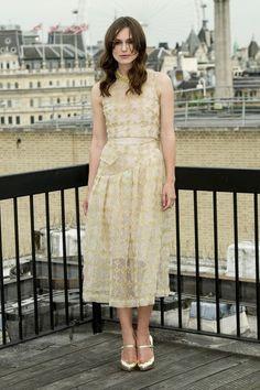 Keira Knightley Photos: 'Begin Again' Photo Call in London