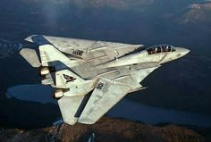 Even though I'm retired USAF, I still believe that the F-14 Tomcat is the baddest fighter ever built.
