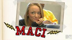 Teen Mom Cast Season 2 Maci Bookout #maci #bookout #macibookout #mtv #teen #mom #teenmom #16andpregnant