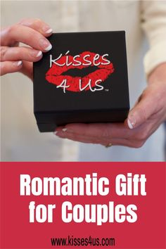 Kisses 4 Us is a fun gift for couples-wedding gift, bridal shower gift, birthday gift, christmas gift, valentines day gift. Only $19.99 on Amazon! Anniversary Ideas For Him, First Wedding Anniversary, 1st Anniversary Gifts, Paper Anniversary, Anniversary Dates, Diy Xmas Gifts, Romantic Christmas Gifts, Christmas Gifts For Him, Romantic Gifts