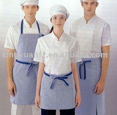 Hotel Restaurant Service Staff Uniform