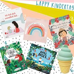 Happy Kindertag!  Happy Childrens Day! | Pinspiration