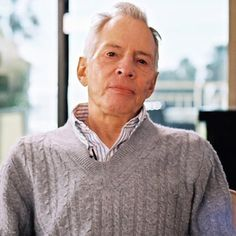 """Pin for Later: Robert Durst Admitted on The Jinx: """"I Killed Them All, of Course"""""""