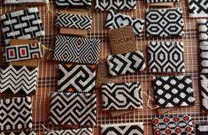 Tucum Brasil Indian Patterns, Tribal Patterns, Beading Patterns, Print Patterns, African Colors, African Art, Ceramic Mask, Indian Quilt, Arte Tribal