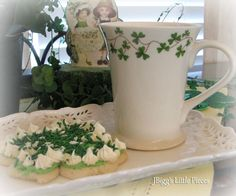 JBigg's Little Pieces: St. Patrick's Day Treats