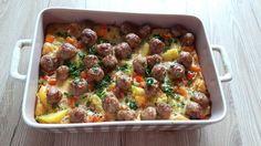 Kartoffel - Bratwurst - Auflauf, ein sehr schönes Rezept aus der Kategorie Kartoffeln. Bewertungen: 9. Durchschnitt: Ø 4,0.