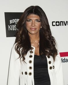 Teresa Giudice Dishes On New Book And Joining 'Dancing With The Stars'