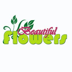 Beautiful Flowers logo