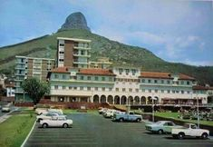 Old Pictures, Old Photos, President Hotel, Cape Town South Africa, Beach Road, Back In Time, Africa Travel, Homeland, Live