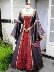 Medeltid dress