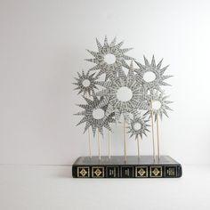 Paper Origami Garden Pride and Prejudice Book Sculpture by bookBW, $148.00