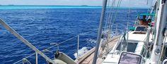 Maldives en catamaran - Croisière à la cabine - Location catamaran - réservez votre cabine sur un magnifique catamaran