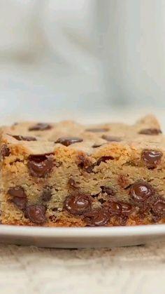 Dump Cake Recipes, Mug Recipes, Fun Baking Recipes, Bakery Recipes, Sweet Recipes, Cookie Recipes, Chocolate Dishes, Chocolate Recipes, Chocolate Chip Cookies