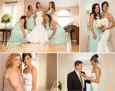 Wedding photography by Toronto/Hamilton/Niagara based photographer  Marc Mikhail Photography  #Takenbymarc #weddingphotography #photography #love #flowers #groom #bride #wedding #dress # #sexy #rustic #groomsmen #bestman  #church #kiss #pink #bridesmaids