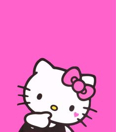 Image in Hello kitty collection by ป่านแก้ว on We Heart It Hello Kitty Art, Hello Kitty Coloring, Hello Kitty Themes, Hello Kitty Pictures, Hello Kitty Birthday, Sanrio Hello Kitty, Hello Kitty Backgrounds, Hello Kitty Wallpaper, Pink Wallpaper