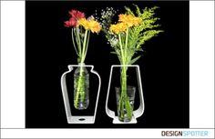 Frame-vase