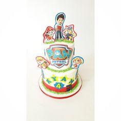 Paw Patrol Bir5hday cake Paw Patrol, Cakes, My Style, Accessories, Cake, Pastries, Torte, Animal Print Cakes, Layer Cakes