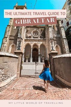 Wandering what to do in Gibraltar? Discover amazing things to do in Gibraltar inside the guide. When to go, what's special about Gibraltar and much more | Things to do in Gibraltar | Rock of Gibraltar | What to do in Gibraltar | Gibraltar travel guide | One day in Gibraltar