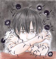 Aku no hana artwork Ero Guro, The Flowers Of Evil, Junji Ito, Hana, Creepy, Horror, Fan Art, Drawings, Artwork