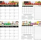 This+calendar+is+great+for+daily+or+homework+folders.++There+are+two+different+types+of+calendars+for+each+month.++One+has+a+behavior+key+and+a+pla...