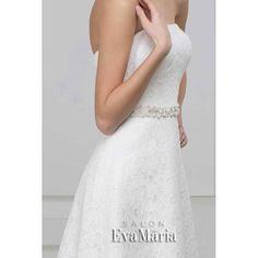 Svadobné krajkované šaty s vlečkou a opaskom Vida Lace Wedding, Wedding Dresses, Formal Dresses, Fashion, Bride Dresses, Dresses For Formal, Moda, Bridal Gowns, Formal Gowns
