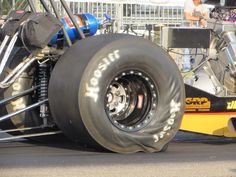 Dragster hills race