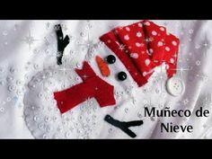 El Rincón de Ana: Casita dejengibre y Aplique de muñeco de nieve