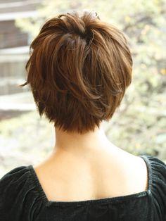 super cute short cut.....