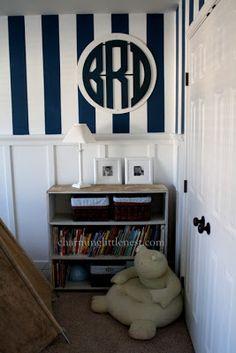 Nautical Photo of the Week: Big Boy Bedroom
