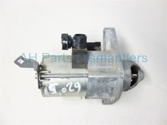 Used 2013 Honda Civic STARTER MOTOR  31200-R1A-A11 31200R1AA11. Purchase from http://ahparts.com/buy-used/2013-Honda-Civic-STARTER-MOTOR-31200-R1A-A11-31200R1AA11/87384-1?utm_source=pinterest