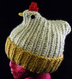 Heinous Hats  The Chicken Says