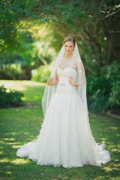 Photography: Poppy Moss Photography - www.poppymoss.com  Read More: http://www.stylemepretty.com/australia-weddings/2014/06/23/elegant-garden-inspired-wedding/