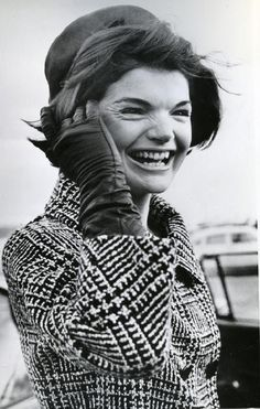 Jackie Kennedy, a fashion icon