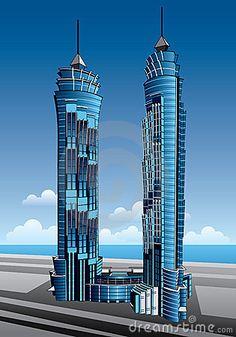 Emirates Park Towers Hotel & Spa, ook bekend als de Emirates Park Towers, is een complex in Dubai, Verenigde Arabische Emiraten.. Naar verwachting zal de zuidelijke toren in mei 2011 opgeleverd worden en de noordelijke toren in 2013.Beide torens zullen bij voltooiing 376 meter hoog zijn en 77 verdiepingen tellen. Ze zijn door Archgroup Consultants in postmoderne stijl ontworpen[5] en zullen onder andere een fitnessruimte, een kuuroord, een zakencentrum en een zwembad bevatten.