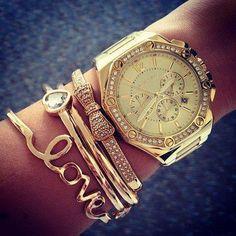 #Relógio #Clock #Pulseira #Bracelets