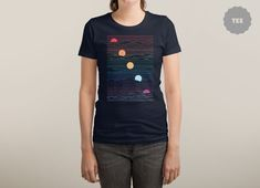 Many Lands Under One Sun by Rick Crane | Threadless