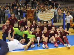 Finale calcio a 5 femminile: Veneto-Puglia
